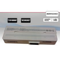 Bateria Notebook Net Banho Fit Mov M660sru M740 Msi Lg Ect