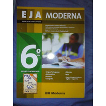 Coleção Eja Editora Moderna..