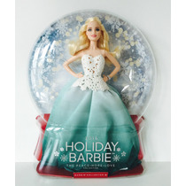 Barbie Holiday 2016 Muñeca De Colección