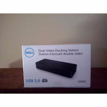 Dell D1000 Dual Video Docking Station Usb 3.0