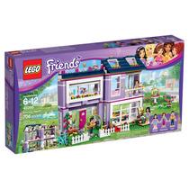 Lego Friends 41095 La Casa De Emma Entregas Metepec Toluca