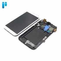 Pantalla Galaxy Note 2 N7100 I317 Display Touch Lcd Gris