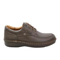 Zapatos Ringo Flex 3696 Confort Ultraliviano De Eva Marron