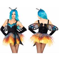 Disfraz Sexy De Mariposa Hada Leg Avenue Halloween Barato