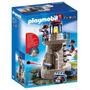 Playmobil Pirates Faro Con Soldados Con Luz Art. 6680