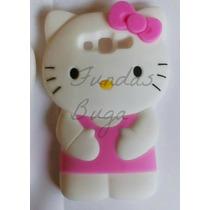 Funda Hello Kitty Grand Prime G530 Galaxy Silicon Samsung
