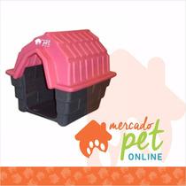 Casinha Plástica Para Cães N.1 Super Resistente