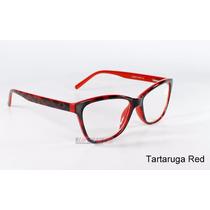 Armação Óculos Para Grau Ana Hickmann Acetato Gatinho