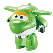 Mini Avião Super Wings - Mira Change Em Up 8006-2 - Intek