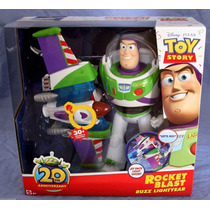 Toy Story Buzz Lightyear Rocket Blast Mattel