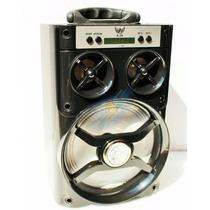 Caixa De Som Bluetooth Amplificadora A26 Fm Alto Falante !!!