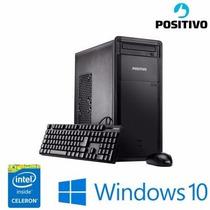 Computador Positivo Celeron J1800, 2gb, 320hd - Dr3510