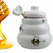 Mielero De Ceramica Recuerdo Baby Shower Eventos Bebe H1246