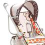 Carrinho Bebê Passeio 1001 Girafas Reversível Galzerano