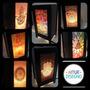 Set Lampara Velador +difusor De Aromas+lampara Sal Himalaya