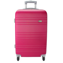 Mala Cannes, Pink, G - Hg521l - Outras Marcas