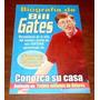 Biografía De Bill Gates Microsoft Conozca Su Casa Edibasa