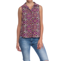 Camisa Mujer Kevingston Oficial Haway Est S/m