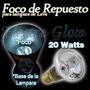 Lampara De Lava O Glitter Foco De Repuesto De 20 Watts