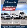 Alquiler De Auto, Camioneta, Van, Couster, Bus, Camion Baran