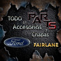 Panel De Puerta Ford Fairlane Y Mas...