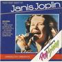 The Very Best Of Janis Joplin Cd Nacional Maiores Sucessos!