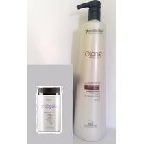 Kit - Mascara Resgat 1k + Shampoo Ojon 1l - Minasflor