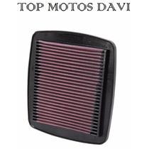 Filtro Ar Moto Suzuki Bandit 600 ../99 Gsxr 750 W 93/95 K&n