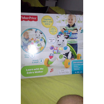 Fisher Price Andadera Zebra Walker