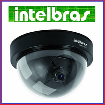 Mini Camera Dome Intelbras Day Night Ccd Sony Vmd 210 20mts