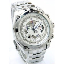 Relógio Esportivo Analógico Masculino Edifice Ef-550