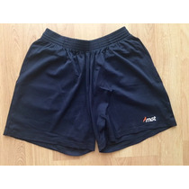 Short Negro Admit One Talle M Hombre