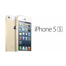Display Iphone 5s Blanco Y Negro , Vidrio Templado Gratis!