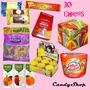 Golosinas .para 30 Chicos Candybar + Jugos Baggio Candyshop