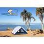 Barraca Camping 6 Pessoas Nautika Dome 6 Nautica