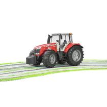 Tb Bruder Massey Ferguson 7600 Tractor