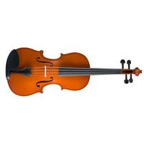 Violino 3/4 Vogga Von134 Em Verniz Translúcido Avermelhado C