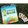 Figuritas Coleccion Mundial Brasil 2014 Verdes