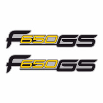 Sticker - Calcomania - Vinil - Bmw F650gs