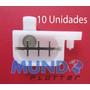 Damper Epson 10 Unid. Dx3/dx4/dx5mimaki Cabeça Jv3,jv4 Mutoh