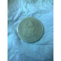 Moneda Antigua 25 Centavos 1972 Zs Fecha Baja