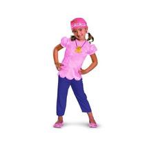 Disfraz De Pirata Para Niña Talla 2t