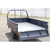 Carreta Reboque Cargo - Bravo Carretas