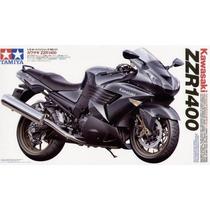 Moto Kawasaki Zzr 1400 Escala 1/12 Tamiya 14111 Colibri