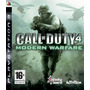 Call Of Duty 4 Modern Warfare Ps3 Psn Midia Digital