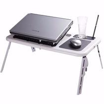 Mesa P/ Notebook E-table Portátil Dobrável Regulável Cp73