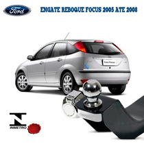 Engate Reboque Ford Focus Hatch 2005 2006 2007 2008