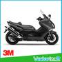 Emblema Moto Tmax Al Relieve Reflectivo Marca 3m Garantizado