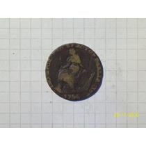 Moneda O Token Britanico Muy Antigua A Clasificar 1796 8,4 G