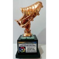 Trofeo De Futbol Para Goleador